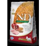 Farmina N&D LG Dog Small Breed Chicken & Pomegranate